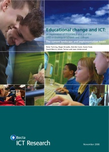 Education Change and ICT